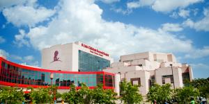 St. Jude Children's Hospital in Memphis, TN