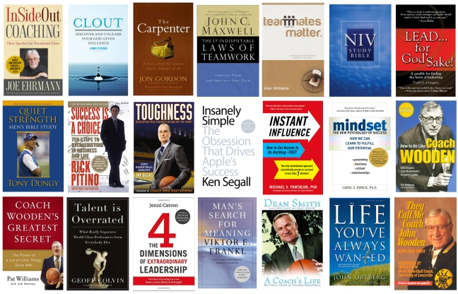 Coaches-Books